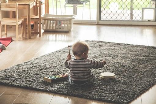 veiligheid in huis met kinderen