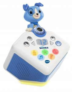 storikid vtech met kind