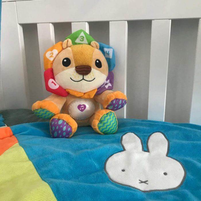 vtech mijn leeuwenvriendje speelgoed