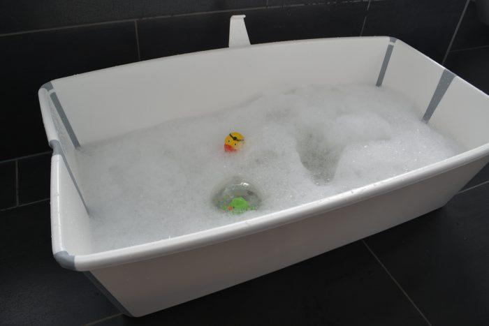 verkouden badje