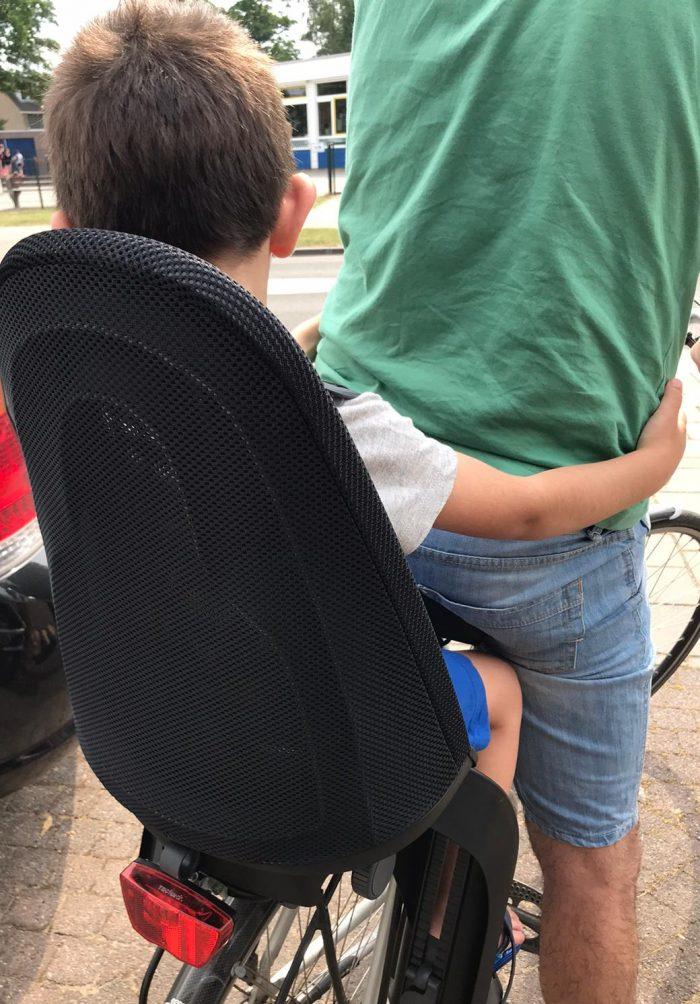 fietsstoel qibbel air