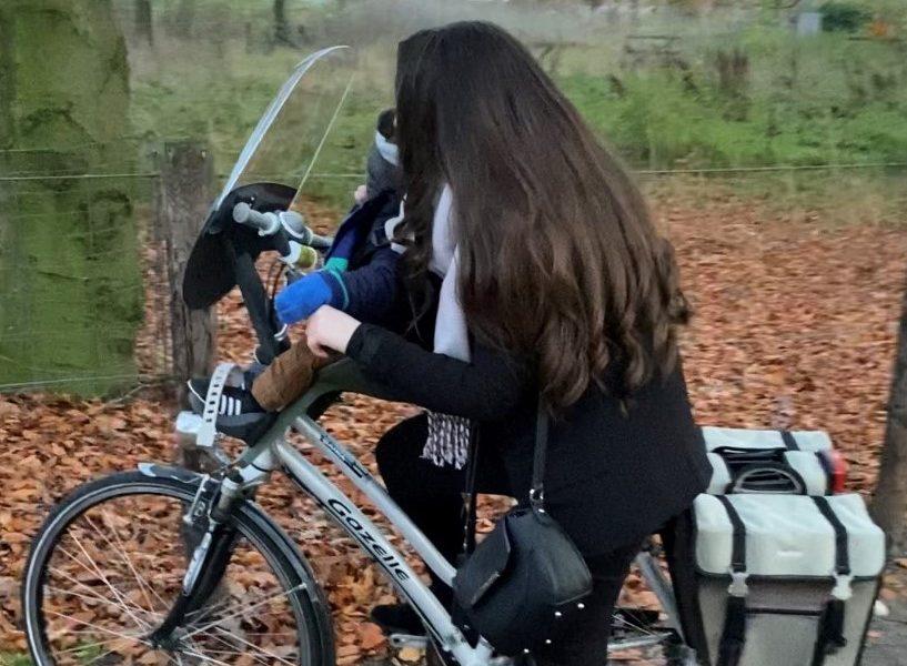 review qibbel fietsstoel