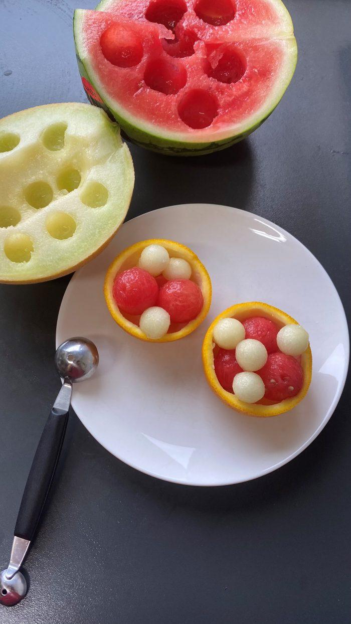 fruitcups maken