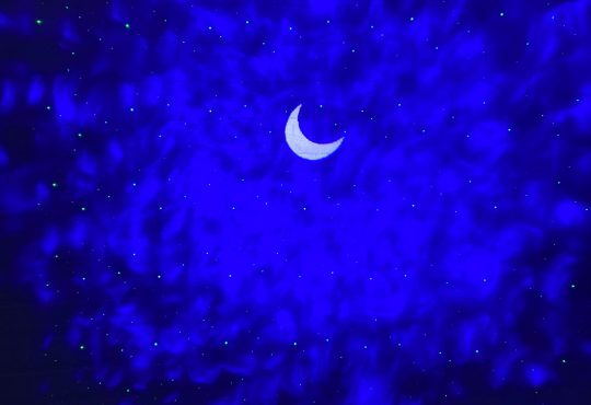 sterrenhemel prachtig lamp