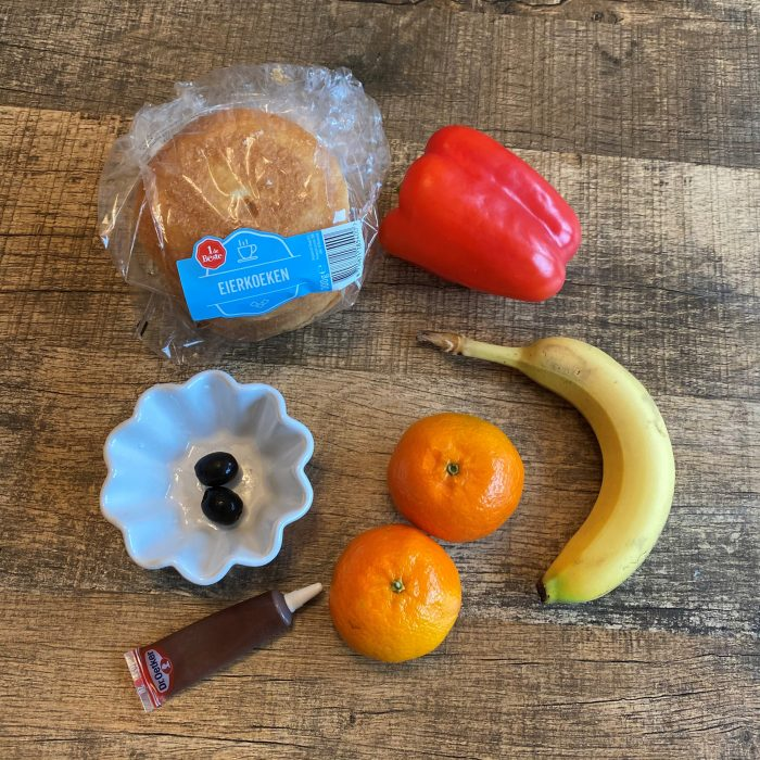 fruit leeuw maken
