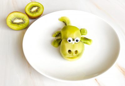 traktatie fruit kiwi